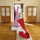 Ausstellung St.Martin Aluminium Skulpturen Graz