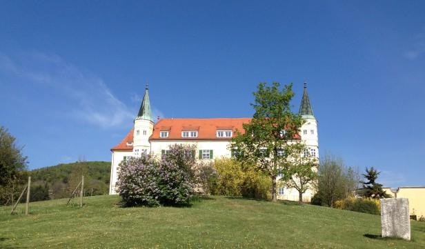 Schloss St.Martin April 2016